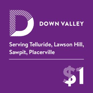Down Valley Schedual